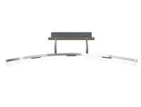 LIVARNO LUX® LED-Deckenleuchte gebogen