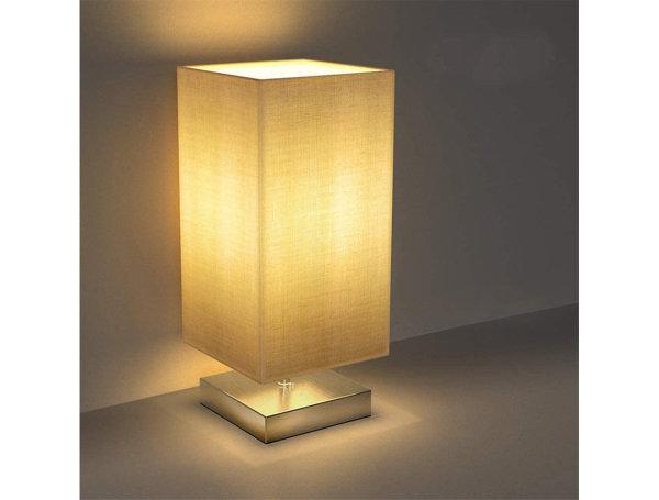 TECKIN Nachttischlampe DL22