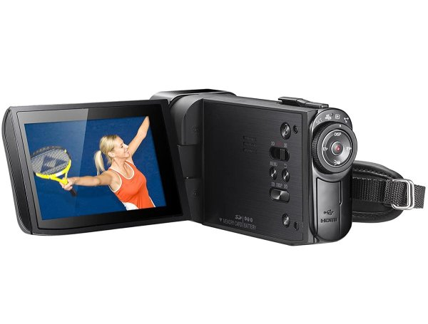 LG DXG IC330 3D Camcorder