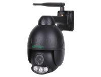 SV3C Überwachungskamera Aussen schwarz