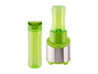 Quigg® Edelstahl Smoothiemaker GT-SMeds-02 - grün