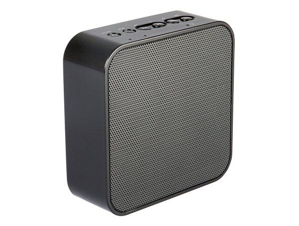 Audio Affairs® PR 001 WH mobiles Bluetooth-Steckdosenradio schwarz
