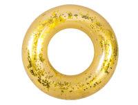 Wehncke® Schwimmring Gold/Glitzer