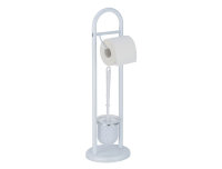 Wenko® Stand WC-Garnitur Siena Weiß