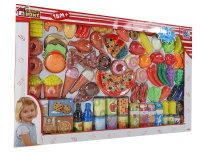 Lebensmittelzubehör für Kinderküche