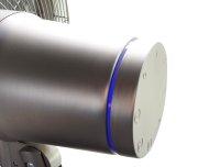 Design Standventilator BECOOL BC-40ST1803M - Edelstahl- 60 Watt
